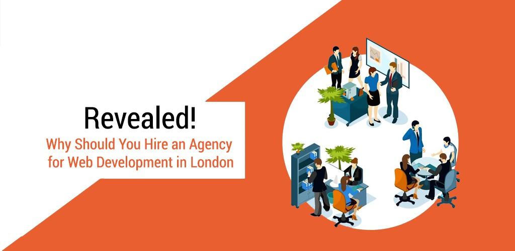Web Development in London